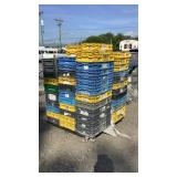 (approx qty - 70) Storage Totes-