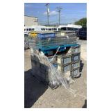 (approx qty - 52) Storage Totes-