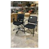 (qty - 2) Office Chairs-