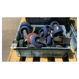 (qty - 20) Assorted Casters-