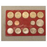 2007 Denver Uncirculated Coin Set-