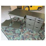 Military Field Desk-