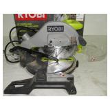 """Ryobi 10"""" Compound Miter Saw w/ Laser-"""