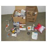 Assorted Lighting & Electrical Supplies-