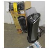 Lasko Ceramic Tower Heater & Remote-