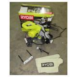 """Ryobi 7-1/4"""" Compound Miter Saw w/ Laser-"""