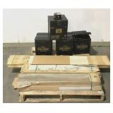 Assorted Tile And Seam Tape