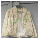 Fur Rabbit Coat-