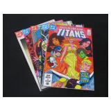 (qty - 5) Tales of Teen Titans DC Comics-