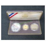 1989 US Congressional Coin Set-