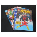 (qty - 5) The New Teen Titans DC Comics-