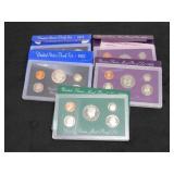 (qty - 5) US Mint Proof Sets-