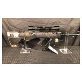 Unmarked Custom SKS 7.62x39-