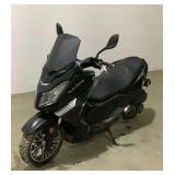 2017 Wuxi Tmec Power Tech 150T-13 Scooter