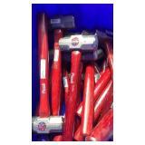 (20) Plumb 64 Oz Sledhe Hammers