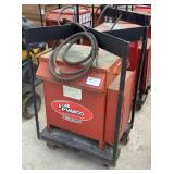 Square D Transformer Mounted Cart 25KVA