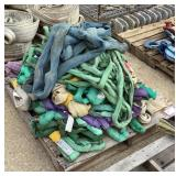 Assorted Polyester Rigging Slings