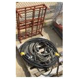 Electrical Cables and Dunnage Rack