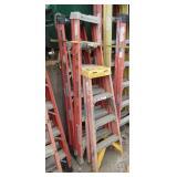 (3) Step Ladders