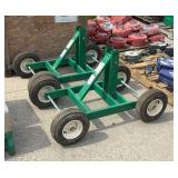 (2) Greenlee Puller Carts 00870