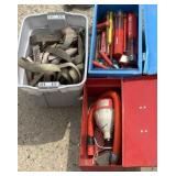 Conduit Fishing System and Drill Bits