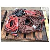 Assorted Cables and Hose