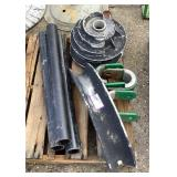 Greenlee PVC Bender Heads and Parts