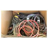 Assorted Oxygen and Acetylene Hose