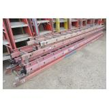 (4) Extension Ladders