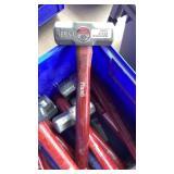 (19) Plumb 48oz Sledge Hammers