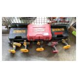 (9) Cordless Power Tools