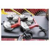 "(2) Milwaukee 5"" Band Saws"