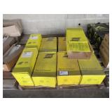 (approx 50) ESAB Cans of Welding Electrodes 9014-B