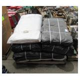 (160) Middletown Assorted Tarps