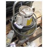Power Team Hydraulic Power Pump A