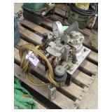 Hytorc Hydraulic Power Pump 6AM-NRV-58