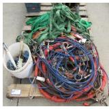 Assorted Rigging Supplies