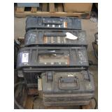 (4) Lincoln Electric Wire Feeders
