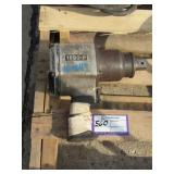 "Aircat 1"" Pneumatic Impact Wrench 1890-G"
