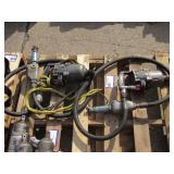 (2) Ingersoll Rand Pneumatic Impact Wrenches
