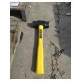 (16) Stanley 4lb Engineer Hammers