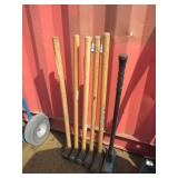 (6) Assorted Sledge Hammers