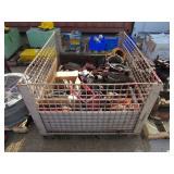 Basket of Pipe Threader Head Parts