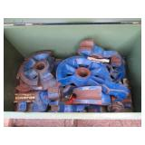 Assorted Ercolina Bender Heads