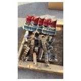 Assorted Pipe Welding Vise