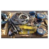 Assorted Safety Fall Supplies