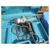 "Makita 1"" Electric Impact Wrench TW1000"