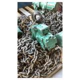JDN 3 Ton Pneumatic Chain Hoist