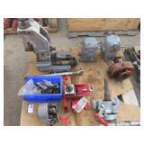 Assorted Machine Parts