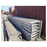 (6) Green Bull Aluminum Walk Boards